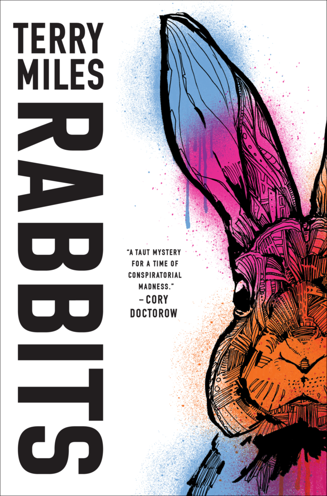 Cover of Rabbits, by Terry Miles